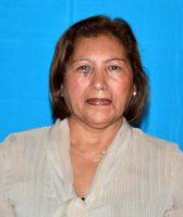 Lider de Misiones Salvadora Herrera