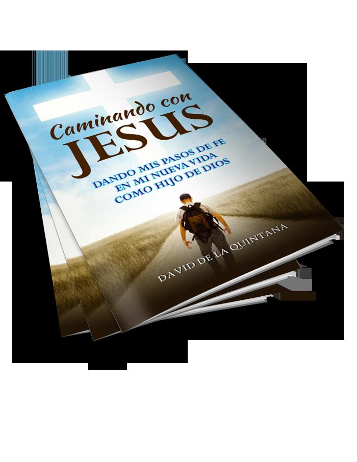 Libro Caminando con Jesus